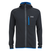 Under Armour Men's Charged Wool Run Hoody - Black