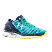 Under Armour Men's Speedform Gemini Running Shoes - Academy/Pacific/White
