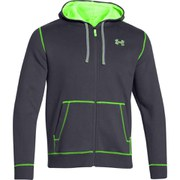 Under Armour Men's Storm Rival Full Zip Hoody - Stealth Grey