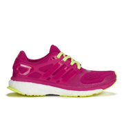 adidas Women's Energy Boost ESM Running Shoes - Pink/Yellow