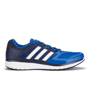 adidas Men's Duramo Elite Running Shoes - Blue/White/Black