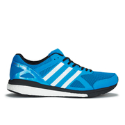 adidas Men's Adizero Tempo 7 Running Shoes - Blue/White/Black