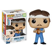 Napoleon Dynamite POP! Movies Vinyl Figura Uncle Rico