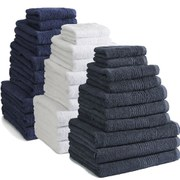 Highams 100% Egyptian Towel Bales (550gsm) - 4 Colour Options