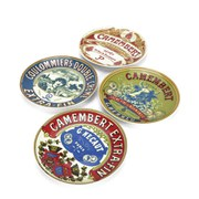 Bia Set of 4 Classic Camembert Plates