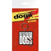 Reservoir Dogs Logo Square - Key Chain