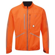 RonHill Men's Vizion Photon Jacket - Orange/Granite