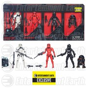 Star Wars The Force Awakens The Black Series Collector Set Action Figure 4 Pack
