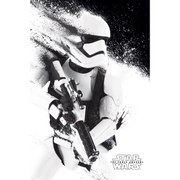 Star Wars: The Force Awakens Stormtrooper Paint - 24 x 36 Inches Maxi Poster