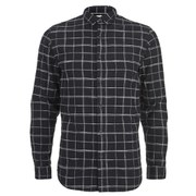 Selected Homme Men's Bei Shirt - Black