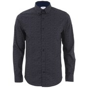 Selected Homme Men's Pano Shirt - Navy Blazer