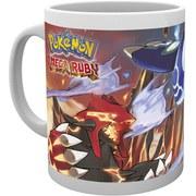 Pokémon Omega Ruby and Alpha Sapphire Mug