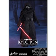 Hot Toys Star Wars: The Force Awakens - Kylo Ren - Sixth Scale Figure