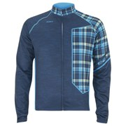Primal Renton Heavyweight Long Sleeve Jersey - Blue