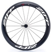 Zipp 404 Firecrest Carbon Clincher Front Wheel 2016 - White Decal