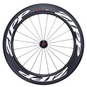 Zipp 808 Firecrest Tubular Front Wheel 2016 - White Decal
