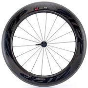 Zipp 808 Firecrest Tubular Front Wheel 2016 - Black Decal