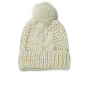 Vero Moda Women's Hege Hat - Snow White