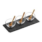 Premier Housewares Slate Tapas Bowls
