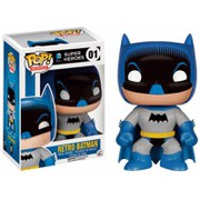 Retro Batman Funko Pop! Figuur