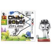Chibi-Robo! Zip Lash + Chibi-Robo amiibo Pack
