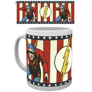 DC Comics The Flash Vintage - Mug