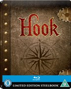 Hook - Zavvi exklusives Limited Edition Steelbook Blu-ray