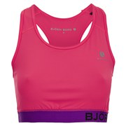 Bjorn Borg Women's Wen Sports Bra Top - Diva Pink