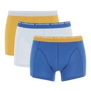 Bjorn Borg Men's 3 Pack Boxer Shorts - Omphalodes