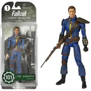 Fallout Lone Wanderer Legacy Collection Action Figure