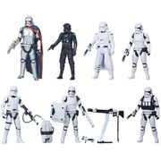 Star Wars: The Force Awakens The Black Series First Order Legion Exclusive 7-Pack Action Figures