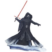Star Wars: The Force Awakens The Black Series Kylo Ren Starkiller Base Exclusive Action Figure