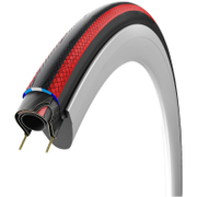 Vittoria Rubino Pro G+ Isotech Clincher Road Tyre 2016 - Black/Red