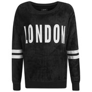 ONLY Women's Kerry Long Sleeve Sweatshirt - Black
