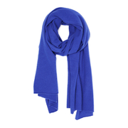 Cocoa Cashmere Women's Scarf - Cobalt