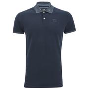 Jack & Jones Men's Part Polo Shirt - Navy Blazer
