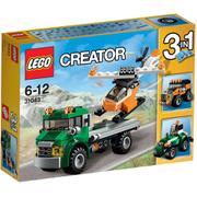 LEGO Creator: Chopper Transporter (31043)