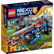 LEGO Nexo Knights: Clay's Rumble Blade (70315)