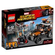 LEGO Marvel Super Heroes: Crossbones gefährlicher Raub (76050)