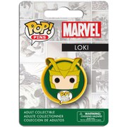Marvel Thor Loki Pop! Pin Badge