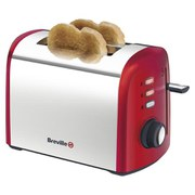 Breville Red Collection 2 Slice Toaster - Red