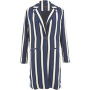 Selected Femme Women's Nanina Blazer - Stripe