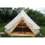 Two Night Stay in a Dome Tent for Two