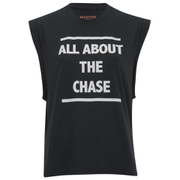 MINKPINK Women's About the Chase T-Shirt - Black