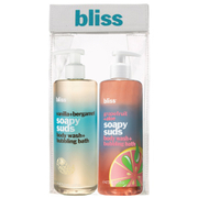 bliss Soapy Suds Body Wash Duo (Worth £33.00)