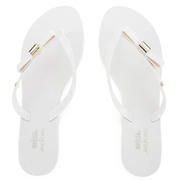 Jason Wu for Melissa Women's Harmonic 15 Flip Flops - White