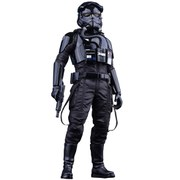 Star Wars Episode VII Movie Masterpiece Actionfigur 1/6 First Order TIE Pilot
