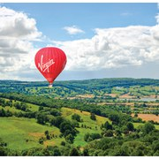 Love in a Box Gift Package Hot Air Balloon Ride for Two