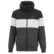 Puma Men's Wind Jacket - Black
