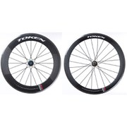 Token C580A 55/80mm Carbon/Alloy Clincher Wheelset